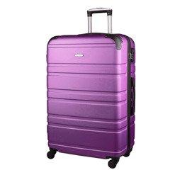 b511f604fddd9 Duża walizka KEMER 608 L Fioletowa