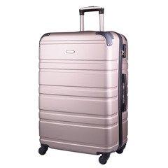 eb334467b083e Duża walizka KEMER 608 L Złota