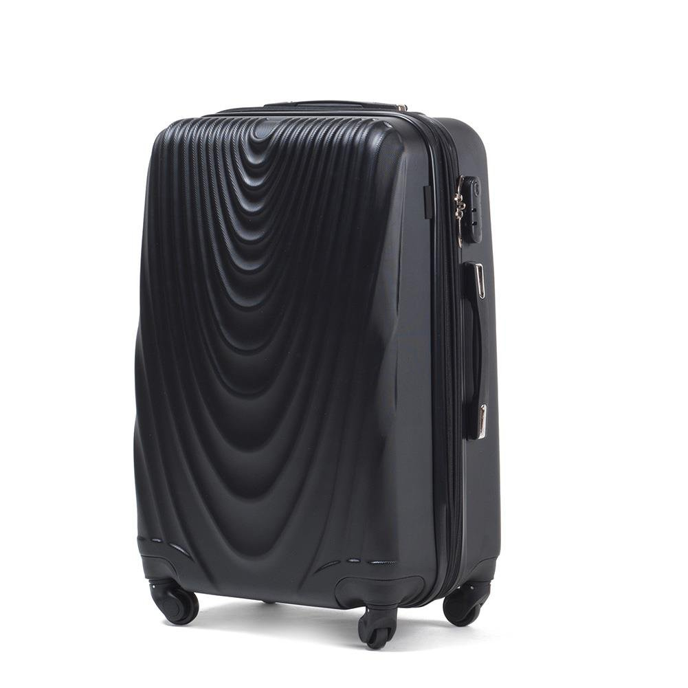 e6acda48988e3 Duża walizka KEMER 304 L Czarna - KEMER - Sklep KEMER.pl