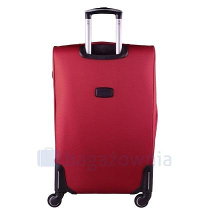 b6322fe6724a8 Średnia walizka KEMER 1706 M Bordowa - KEMER - Sklep KEMER.pl